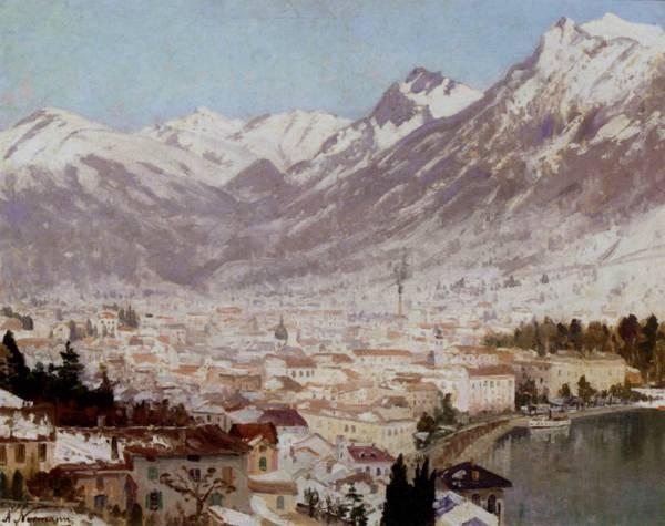 A View Of Como